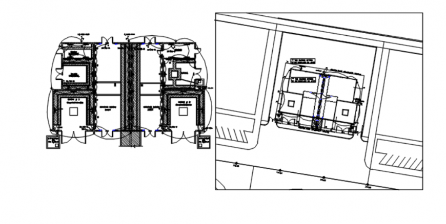 drawing a file of airport electrical detail
