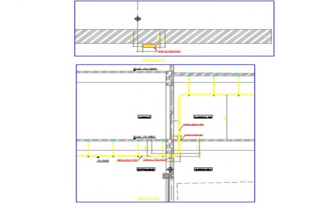 New ware house - Cable ladder Section