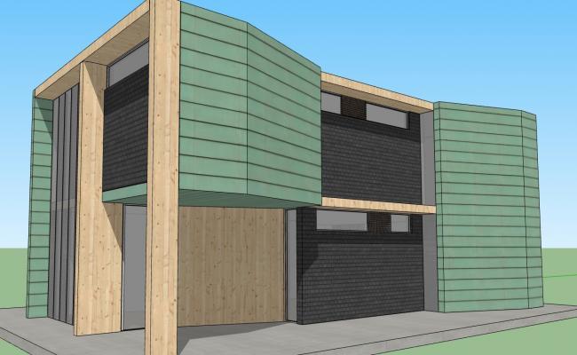 4 Bedroom Duplex