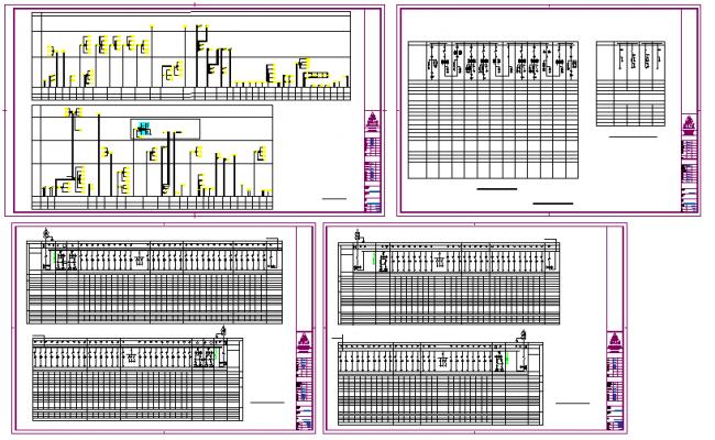 City Stadium Electric Diagram Design