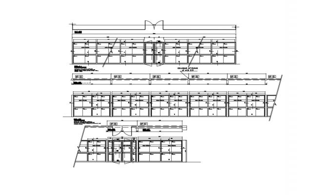 Download Free Beam Section Detail In AutoCAD File