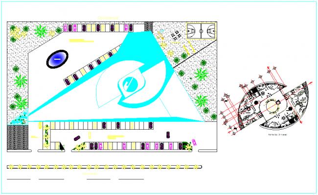 Multi functional Building design