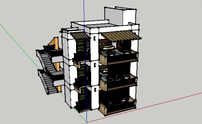 Rest room 3D