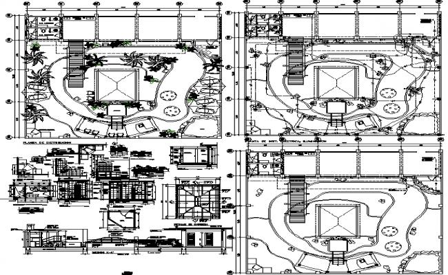 Resort Architecture Design
