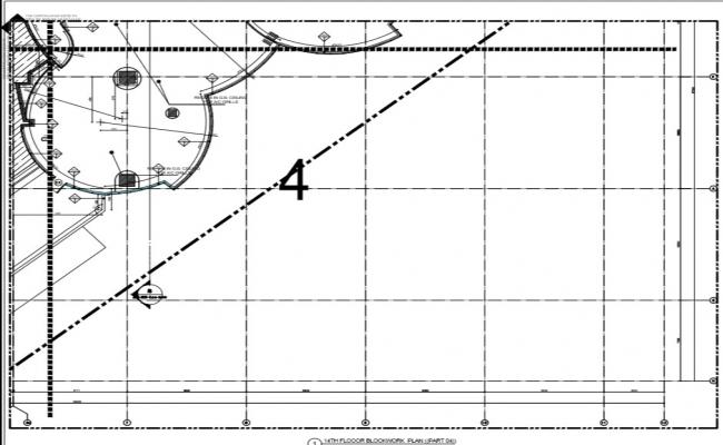 building architectural detail plan,structural detail