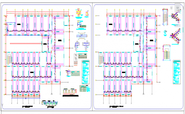 clinic Structure detail plan