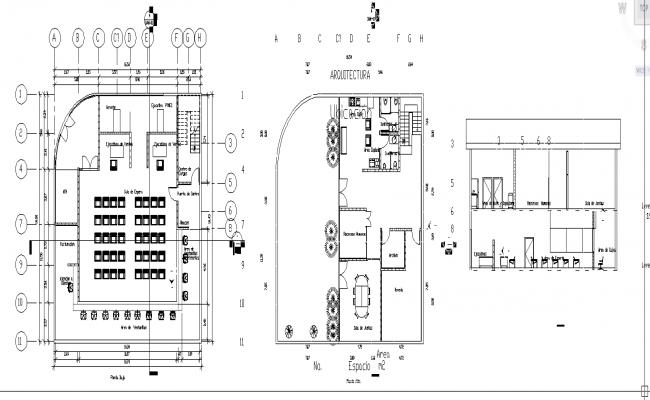 bank design plan