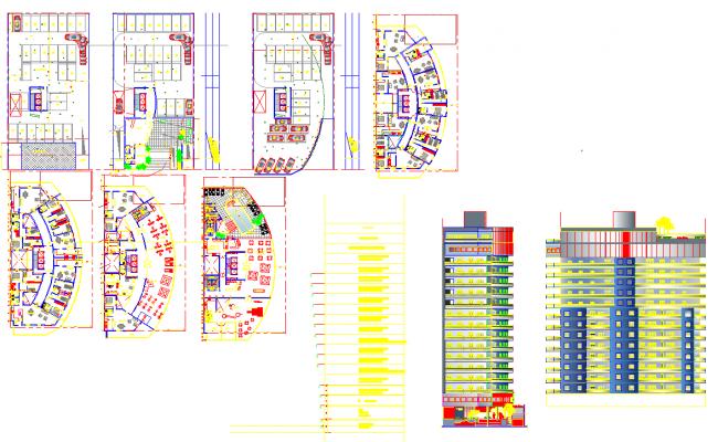 Building Apartments