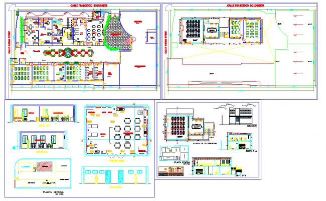 Institute Design