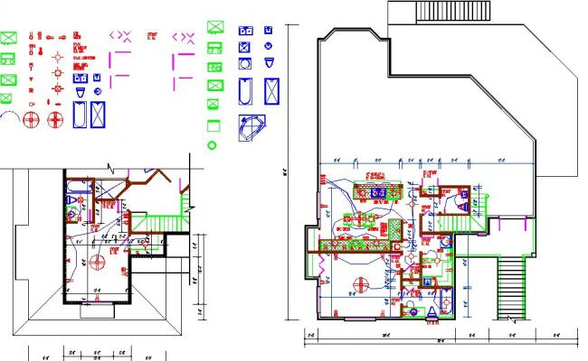 House floor plan collections