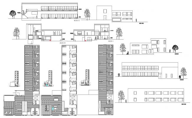 Health centre project design