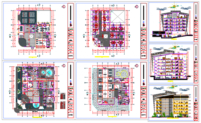Hotel project plan