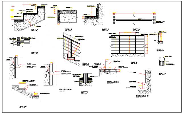 Stair Structure Design