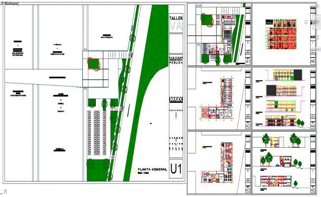 Public Library Plan