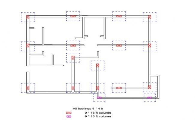 1285 sqft floor plans