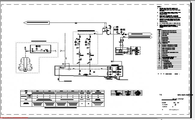 water tank Feeding Diagram Design