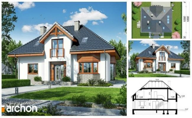 Roof House Design