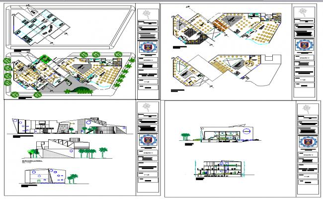 resort design