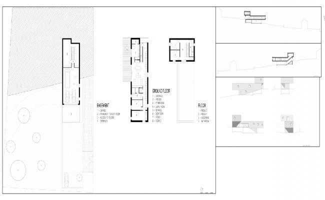 Residential Duplex House