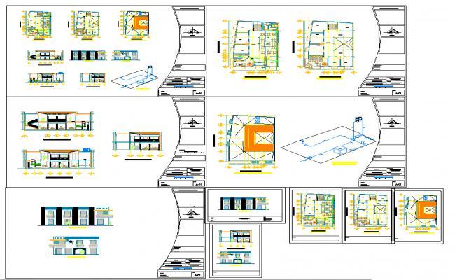commerical complex details