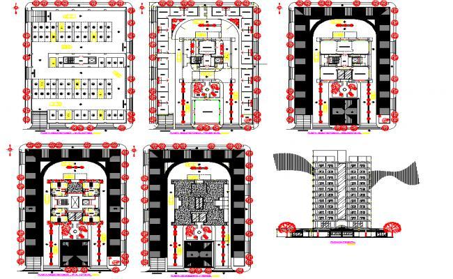 commerical centre details