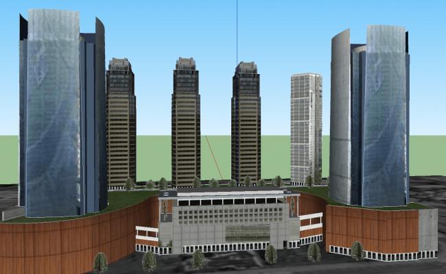 commerical building  details