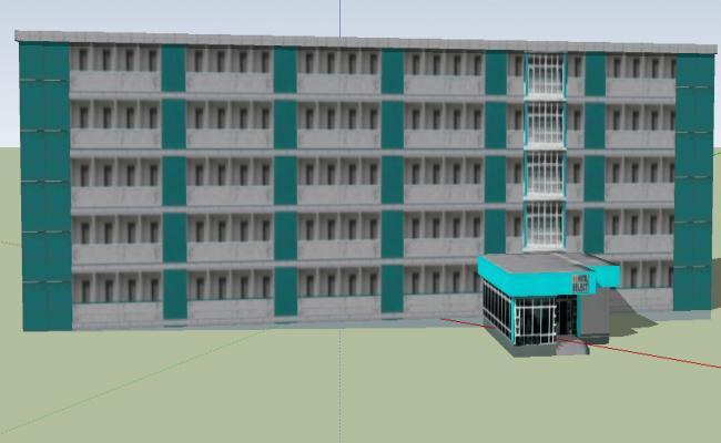 hotel  building design