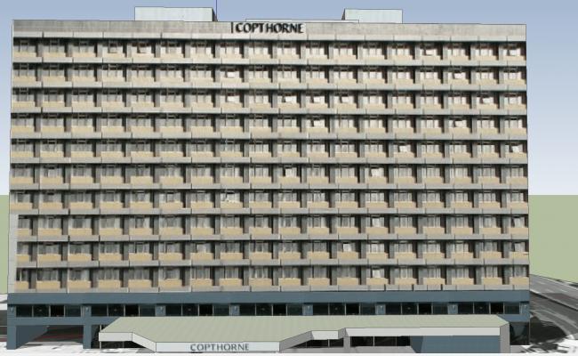 compthorne hotel  details