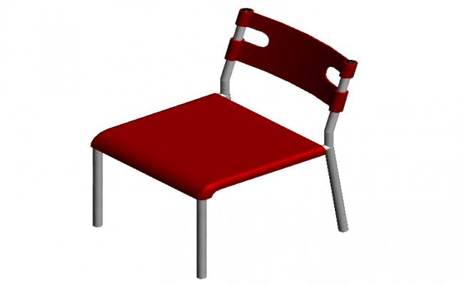 3d chair design