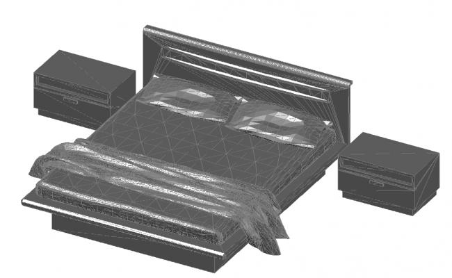 double bed  details