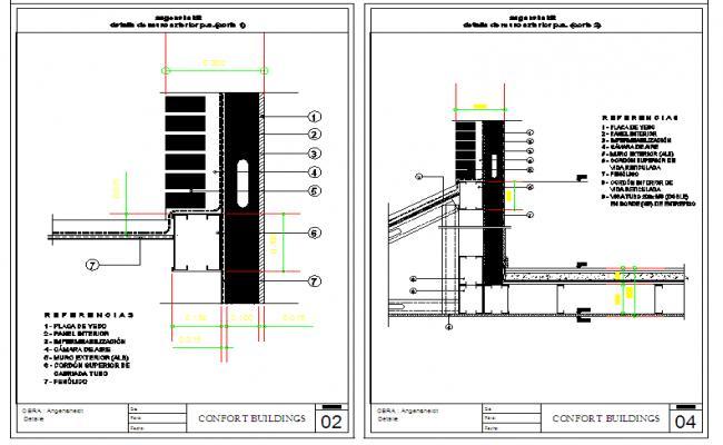 Steel Framing Detail