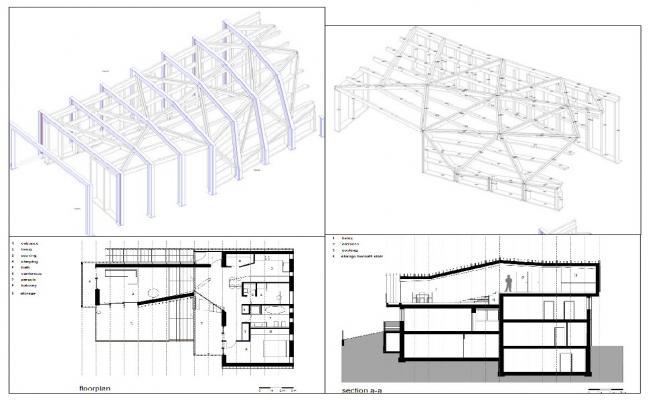 Wooden House Design