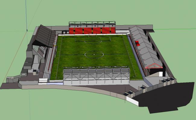 Stadium details