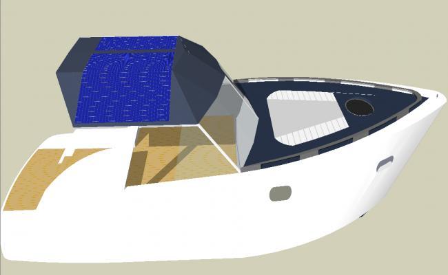 Motorboat details