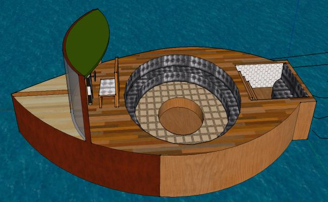 Wooden Boat design