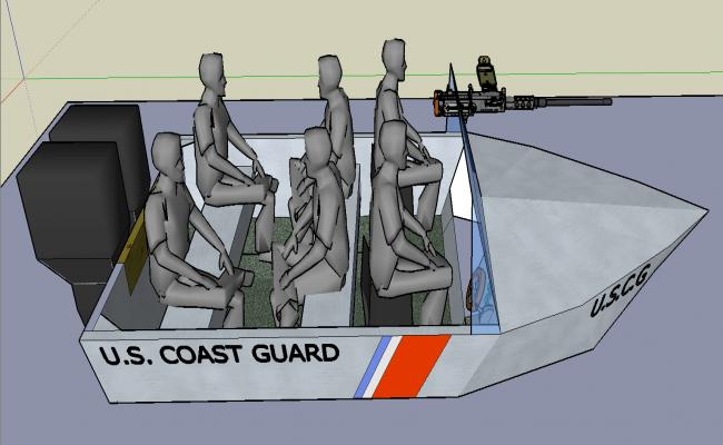 Guard boat details