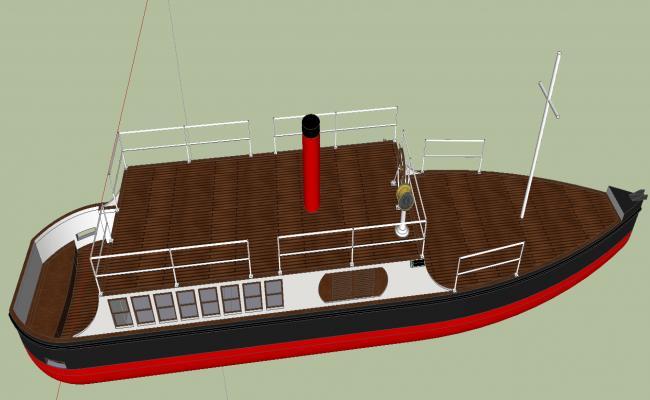 Ship design 3d