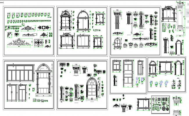 Window & door details