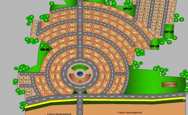 Town planing