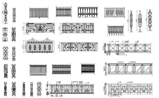 Gate Block details