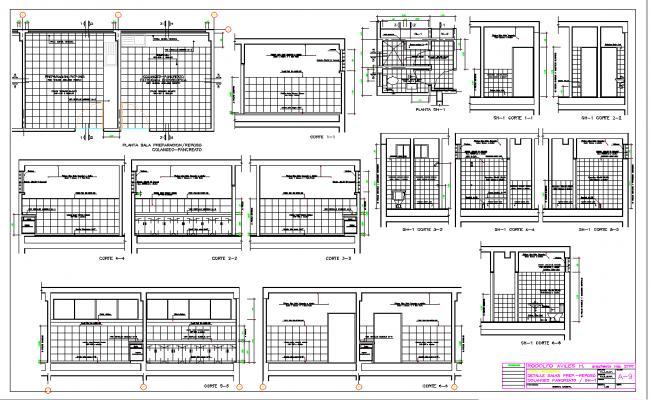 House elevation details