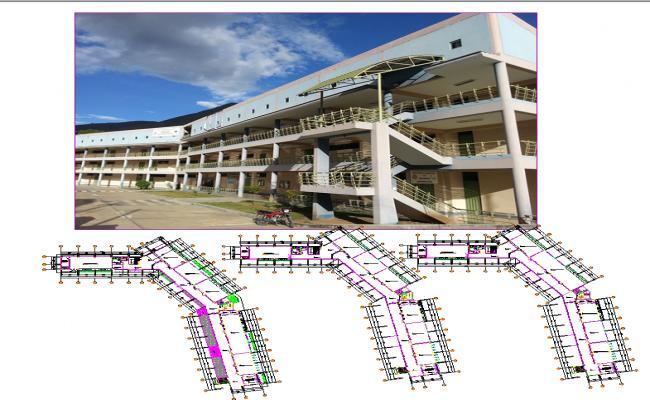 College Building details