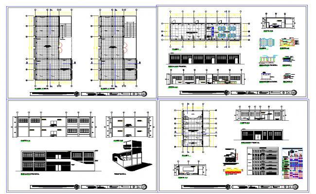 College library development details