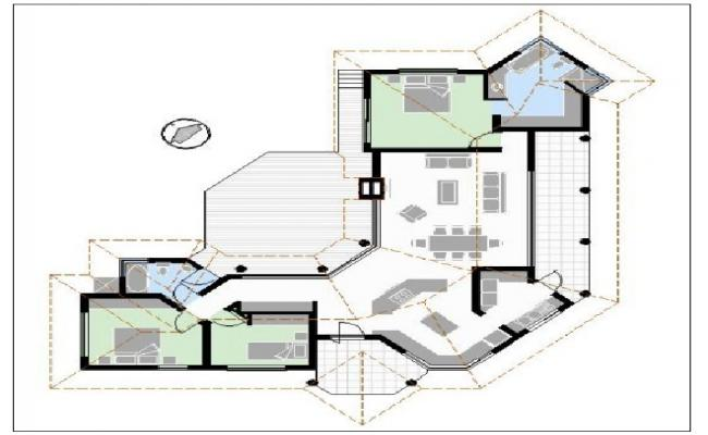 Villa Lay-out Project
