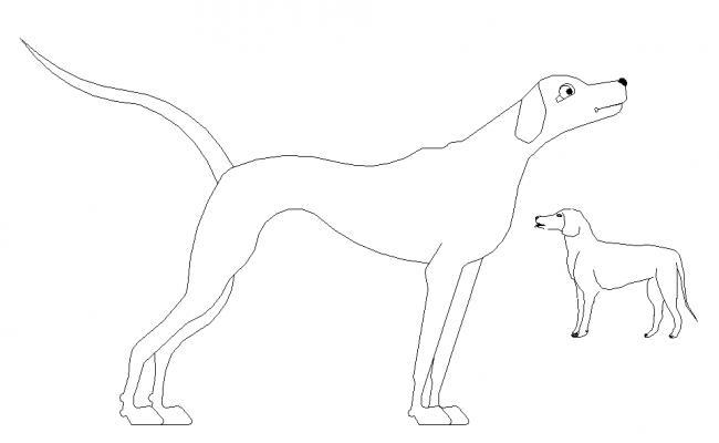 Dog Design Block