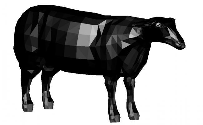 3D Animal Block