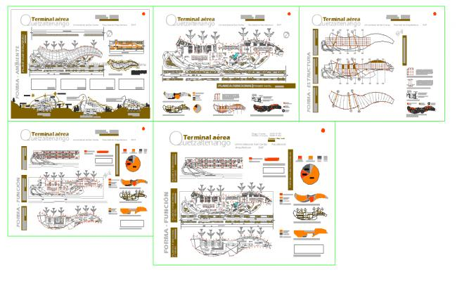 Airport Design Project