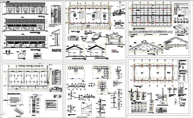 University project details