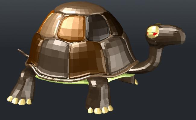 Turtle Block Detail