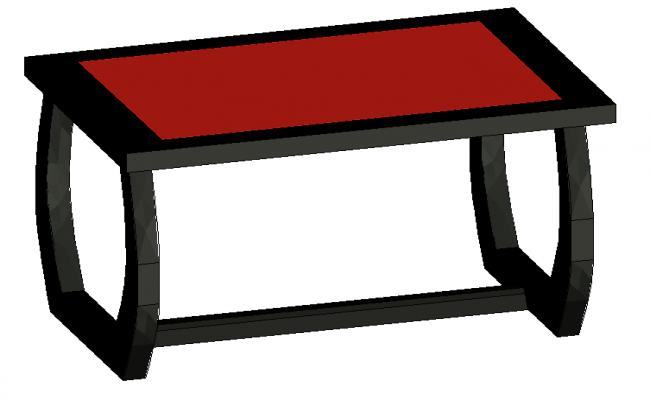 Modern table details